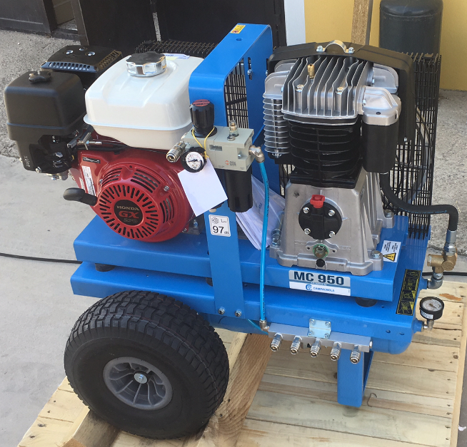 Motocompressorie MC 950