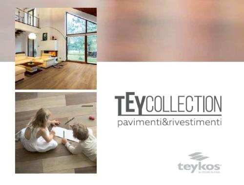 TEY Collection Pavimenti e Rivestimenti
